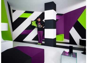 رنگ ها در معماری داخلی 370x270 دوره معماری داخلی