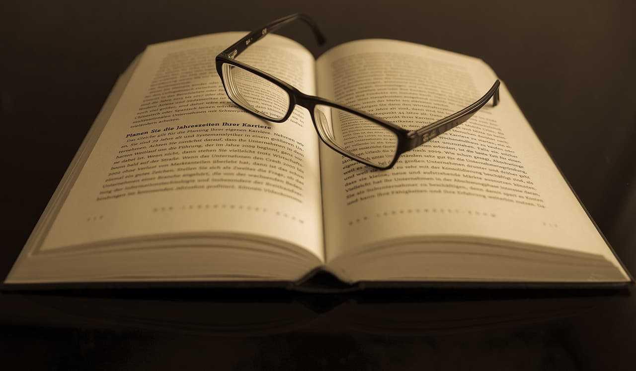 Kacamata buku مقاله نویسی را چگونه باید آغاز کرد؟
