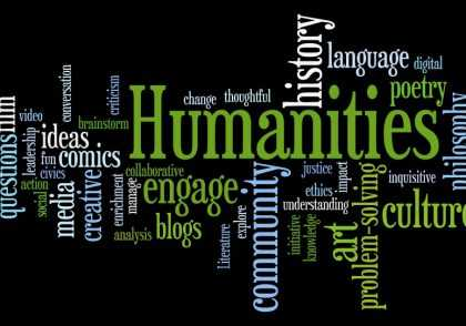 humanities word 420x294 - دپارتمان علوم انسانی
