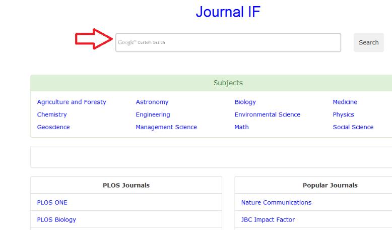 IF2 farname - شاخصهای ارزیابی اعتبار مجلات و مقالات