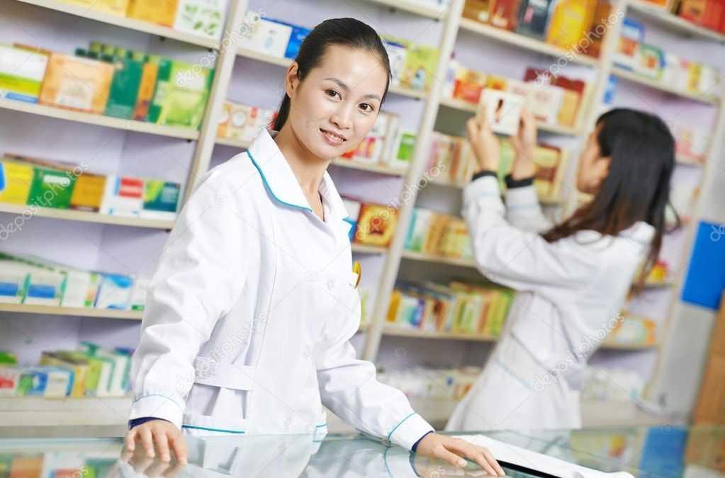 pharmacy worker in china 1023x675 - پایان نامه رشته داروسازی