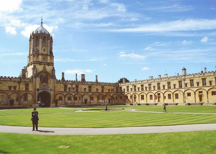 دانشگاه آکسفورد - بهترین دانشگاه های اروپا تا سال 2019 - برترین دانشگاه های جهان