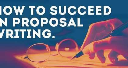 How to Succeed in Proposal Writing 1 420x224 - پروپوزال نویسی و چهار گام اساسی آن