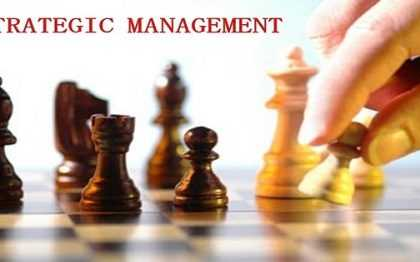 Strategic Management 420x262 پایان نامه و پروپوزال مدیریت استراتژیک