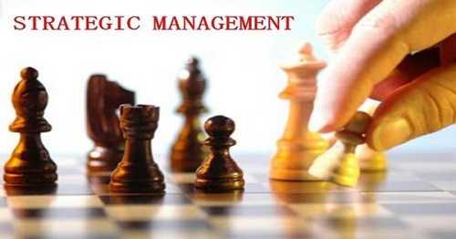 Strategic Management پایان نامه و پروپوزال مدیریت استراتژیک
