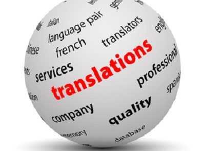 translation globe 400x294 - ماهیت ترجمه  یعنی چه؟