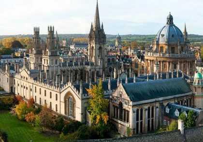 آکسفورد از دانشگاه های آمریکایی جلو زد 420x294 - آکسفورد از دانشگاه های آمریکایی جلو زد
