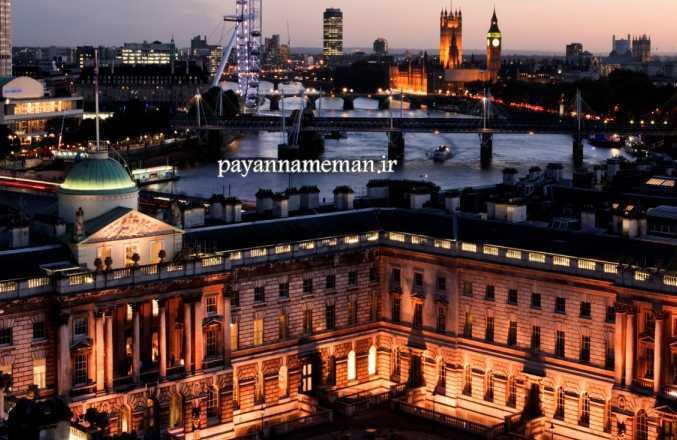 بورسیه تحصیلی کالج پادشاهی لندن برای تابستان مقطع کارشناسی در سال 2019