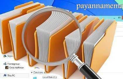 ساماندهی اطلاعات و مطالب | دانلود مقالات جدید | انواع روش های رفرنس دهی